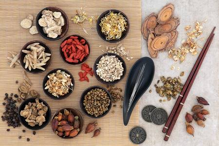 Chinese Herbs for Longevity