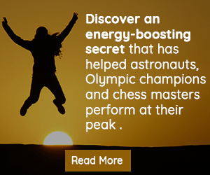 Discover Energy Boosting Adaptogens